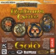 Baldur's Gate Gold (PC DVD)