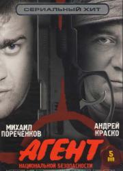 Агент национальной безопасности 5 Сезонов (60 серий) (5 DVD)