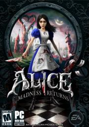 Alice Madness Returns (PC DVD-box) английская версия