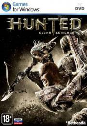 Hunted Кузня демонов [PC DVDbox] английская версия