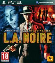 L.A. Noire (PS3) английская версия
