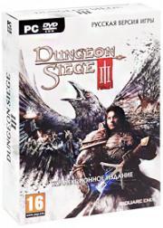 Dungeon Siege 3 (PC DVD box)