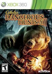 Cabelas Dangerous Hunts 2011 (Xbox 360)