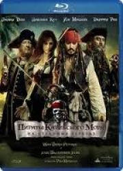 Пираты Карибского моря На странных берегах 3D 2D (Blu-ray 50GB)