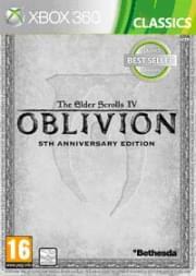Elder Scrolls IV Oblivion 5th Anniversary Edition (3 DVD) (Xbox 360)