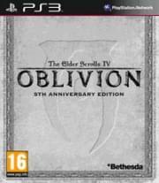 Elder Scrolls IV Oblivion 5th Anniversary Edition (2 Blu-ray) (PS3)