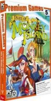 Premium Games 5 культовых игр Tales of Monkey Island (DVD-BOX)