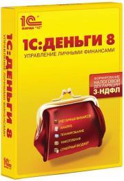 1С Деньги 8 Управление личными финансами (PC CD)