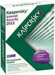 Kaspersky Internet Security 2012 Лицензия на 1 год (для 2 ПК) (Антивирус Касперского) (PC CD)