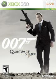 007 James Bond Quantum of Solace (Xbox 360)