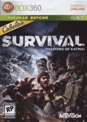 Cabelas Survival Shadows of Katmai (Xbox 360)