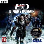 Binary Domain (PC DVD)
