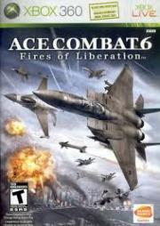 Ace Combat 6 Fires of Liberation (Xbox 360)