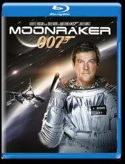 Агент 007 Лунный гонщик (Blu-ray)