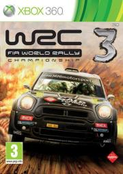 WRC 3 FIA World Rally Championship (Xbox 360)