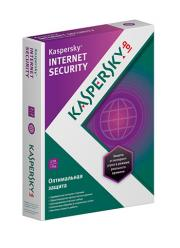 Kaspersky Internet Security 2013 (Антивирус Касперского) (CD)