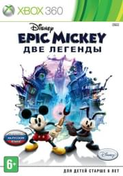 Epic Mickey Две легенды (Xbox 360)