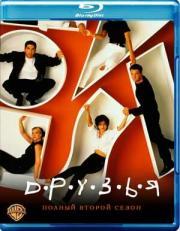 Друзья 2 Сезон (24 серии) (2 Blu-ray)