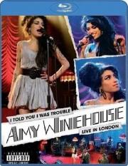 Amy Winehouse  I Told You I Was Trouble (Blu-ray)
