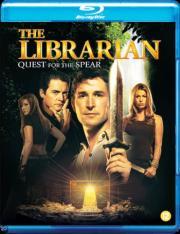 Библиотекарь В поисках копья Судьбы (Blu-ray)