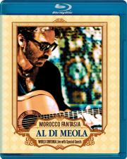 Al Di Meola Morocco Fantasia World Sinfonia Live with Special Guests (Blu-ray)