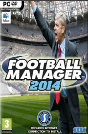 Football Manager 2014 (DVD-BOX)