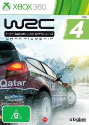 WRC 4 FIA World Rally Championship (WRC FIA World Rally Championship 4) (Xbox 360)
