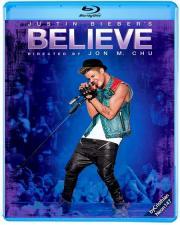 Justin Biebers Believe (Blu-ray)