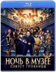 Ночь в музее Секрет гробницы (Blu-ray)
