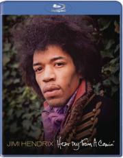 Jimi Hendrix Hear My Train A Comin (Blu-ray)