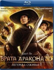 Врата дракона 3D 2D (Blu-ray)