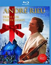 Andre Rieu Home for the Holidays (Blu-ray)