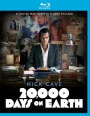 Nick Cave 20000 Days on Earth (20 000 дней на Земле) (Blu-ray)