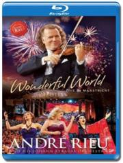 Andre Rieu Wonderful World Live In Maastricht (Blu-ray)