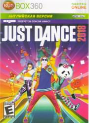 Just Dance 2018 (Xbox 360 Kinect)