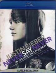 Justin Bieber Never Say Never (Blu-ray)