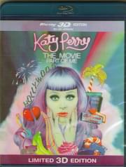 Katy Perry Part of Me 3D 2D (Blu-ray)