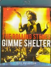 The Rolling Stones  Gimme Shelter (Blu-ray)