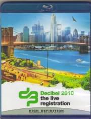 Decibel 2010 The Live Registration (Blu-ray)
