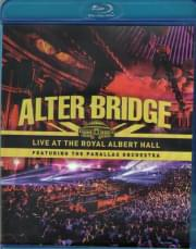 Alter Bridge (feat The Parallax Orchestra) Live At The Royal Albert Hall (Blu-ray)