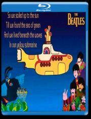 The Beatles Желтая подводная лодка (Blu-ray)