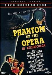 Призрак оперы (Коллекция Американский хоррор) (Dj-Пак)