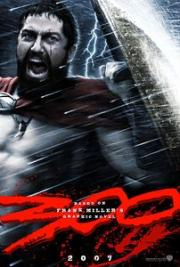 300 спартанцев (Blu-ray)